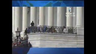 Identifican a fallecidos durante el asalto al Capitolio de EE.UU.