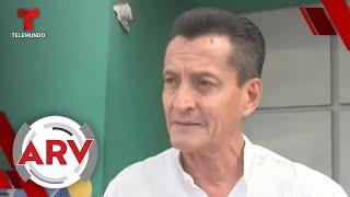 Liberan al periodista Adrián Fernández en México y narra cómo fue su secuestro | Telemundo
