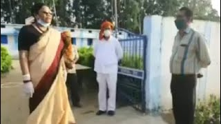 """On Camera, Union Minister's """"Beat With Belt"""" Threat For Officials - NDTV"""