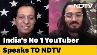 India's No 1 YouTuber Bhuvan Bam Helps Migrants - NDTV