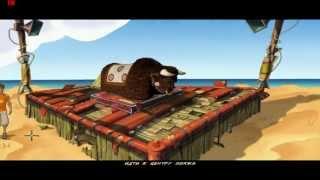 Прохождение Runaway 2: Сны черепахи Часть 9: Механический бык