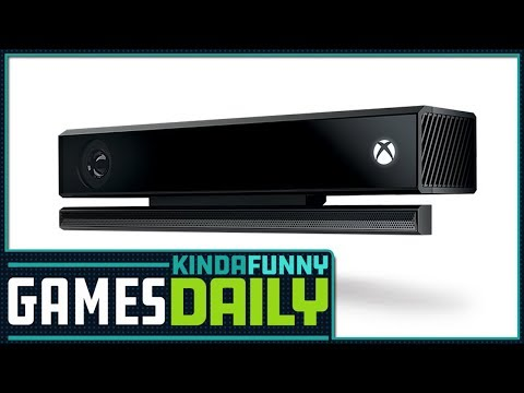 RIP Kinect; We Never Liked You - Kinda Funny Games Daily 01.03.18