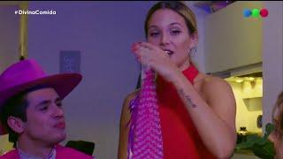El regalo hot de Tamara a Barbie Vélez - Divina Comida