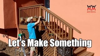 My approach to DIY: Plan, but don't drive yourself crazy.
