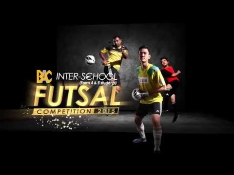 The BAC Inter-school Futsal Competition 2015