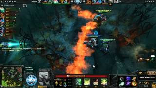 Power Rangers vs Xgame Game 1 Part 2 - ESL One New York EU Qualifier @TobiWanDOTA