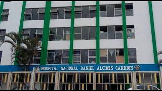 #CORONAVIRUS | Hospital Carrión del Callao no está preparado para atender casos, según Contraloría