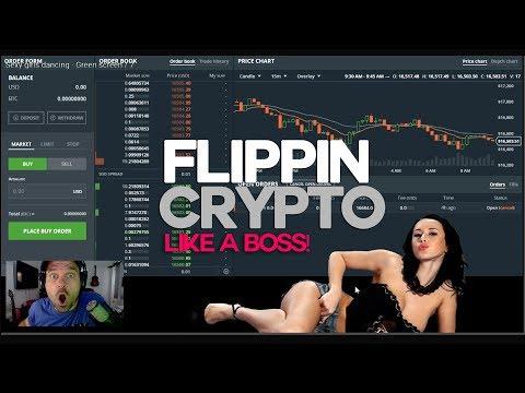 Day-Trading Crypto |  ZERO DEATHS!