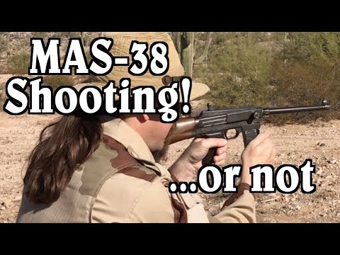 connectYoutube - MAS-38 Shooting Fail