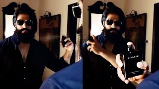 KGF Yash Promotes His Own Brand of Perfume - VILLAIN | IndiaGlitz Telugu Movies - IGTELUGU