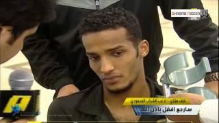 فيديو: نايف هزازي يتحدث لـ اكشن يادوري بعد اصابته