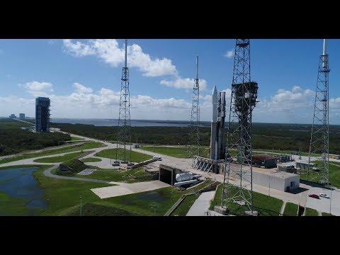 connectYoutube - Aerial Views of Atlas V NROL-52