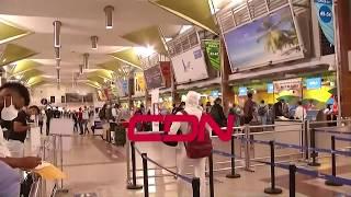 Empiezan a salir los primeros jugadores República Dominicana a Miami vuelo Charter MLB