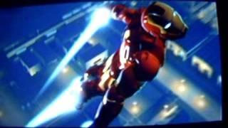 PS2-Iron Man Walkthrough Part 2