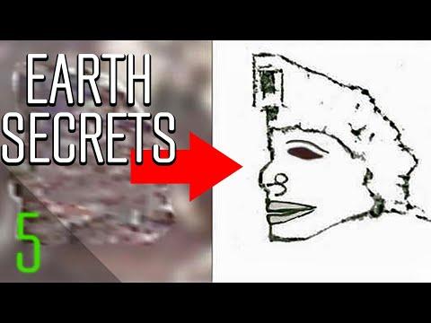 5 Secret Things Found on Google Earth & Satellite Photos