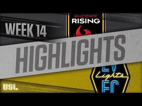 VIDEO: Red-hot Solomon Asante bags sixth league goal in Phoenix Rising victory