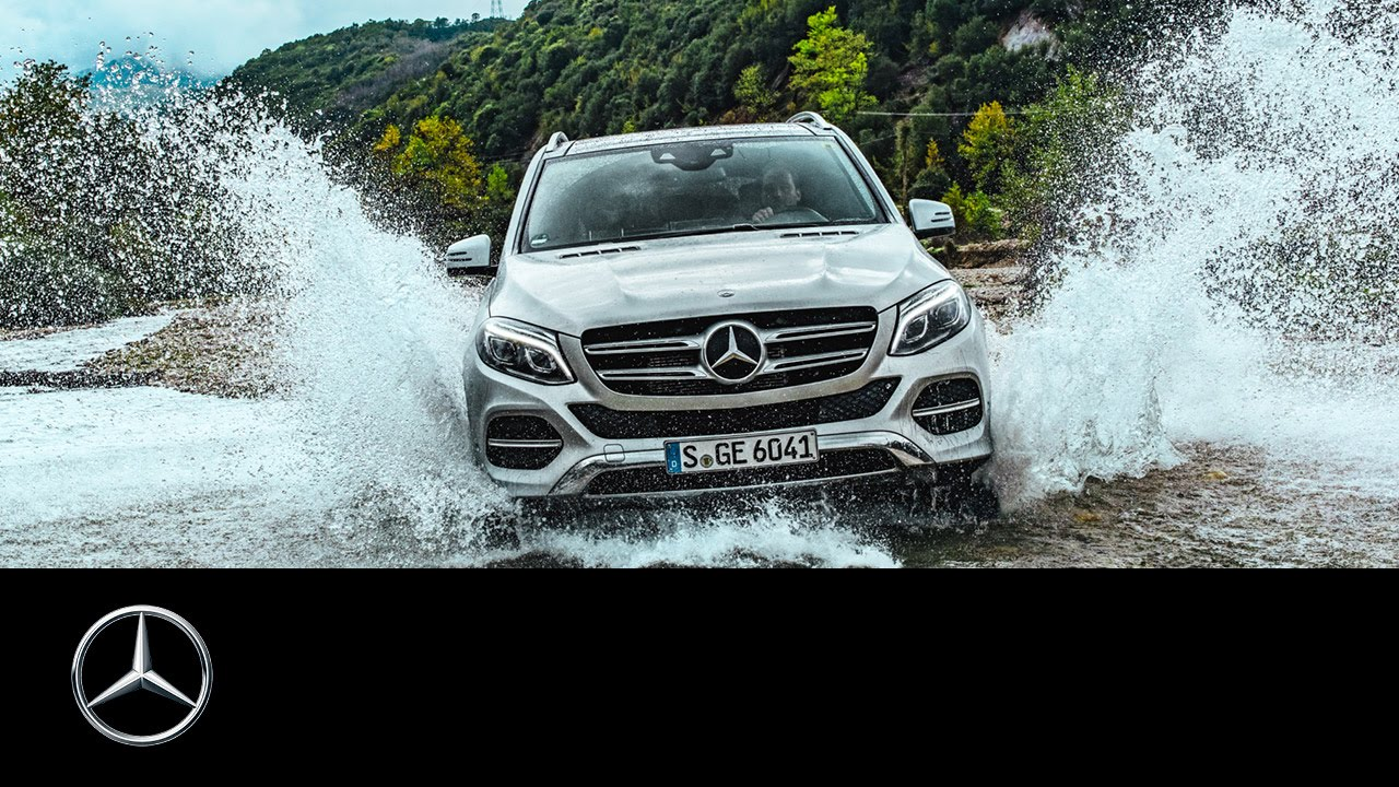 Mercedes-Benz TV: With the GLE in Albania - Offroad Tracks Part I.