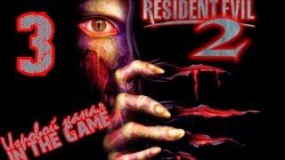 Resident evil 2 / Обитель зла 2 - Прохождение Серия #3 [Leon]