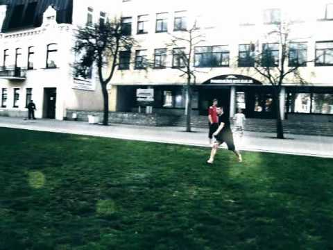 Video: Kas sakė - kad Panevėžys tik muštis moka ?