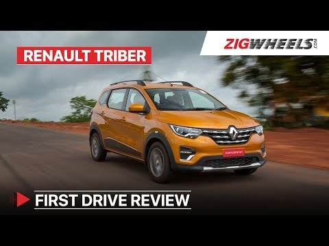 Renault Triber 7 Seater   First Drive Review   Price, Features, Interior & More   ZigWheels