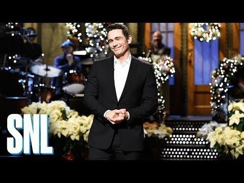 connectYoutube - James Franco Audience Questions Monologue - SNL