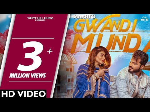 Gwandi Munda-Maahi Full HD Video Song With Lyrics