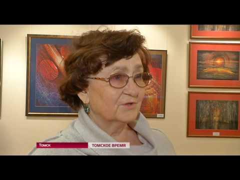 В областном художественном музее открылась выставка работ Василия Болдырева