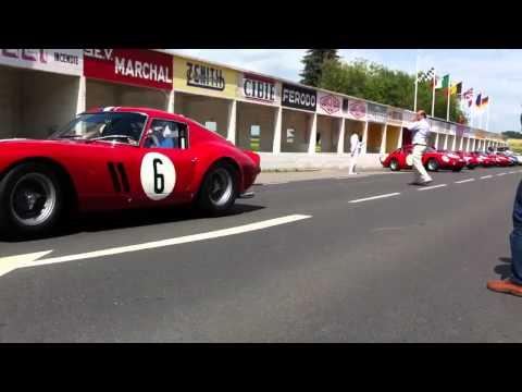 Ferrari 250 GTO 50th Anniversary Pt5