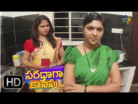Saradaga Kasepu | 7th August  2017 | Full Episode 181 | ETV Plus | cinevedika.com