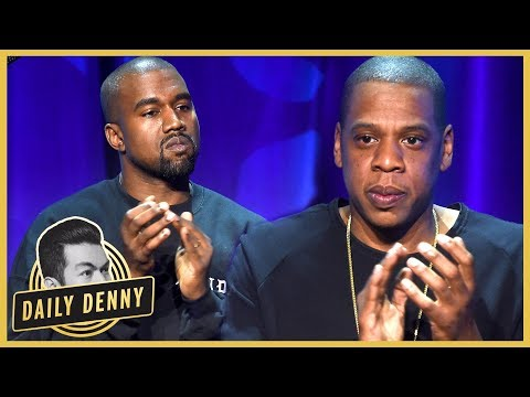 JAY-Z's Message To Kanye West: Could The Beef Be Coming To An End? | Daily Denny