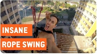 DIY Rope Swing | 18 Stories of Death