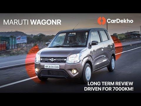 Maruti Wagon R 2019   7000km Long-Term Review   CarDekho