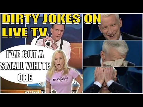 Funniest Slip Ups & Dirty Jokes Ever Caught on Live TV