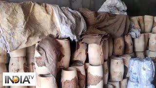 Amroha's popular 'Dholak' making industry facing hardships due to COVID-19 lockdown - INDIATV