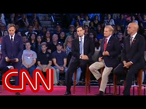 CNN town hall in wake of Parkland school shooting