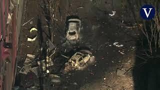 La explosión de Nashville vino de un vehículo con una grabación que avisaba de una bomba