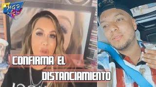 Chiquis confirma separación con Lorenzo Méndez y cuenta si hubo infidelidad