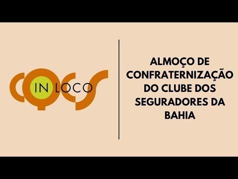 Imagem post: Almoço de confraternização do Clube dos Seguradores da Bahia