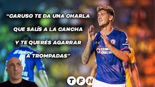 Gabriel Peñalba repasó los ENTRENADORES que tuvo en su carrera - Deportes en #TFN