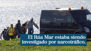 El pesquero Rúa Mar, desaparecido mientras faenaba, estaba siendo investigado por narcotráfico