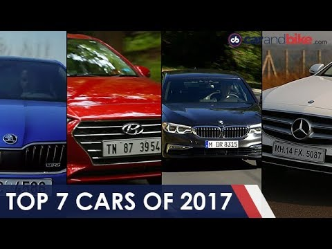 connectYoutube - Top 7 Cars Launched In 2017 | NDTV carandbike