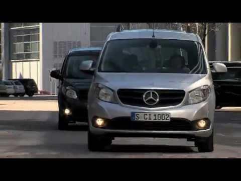 Mercedes Benz Trucks the new Citan