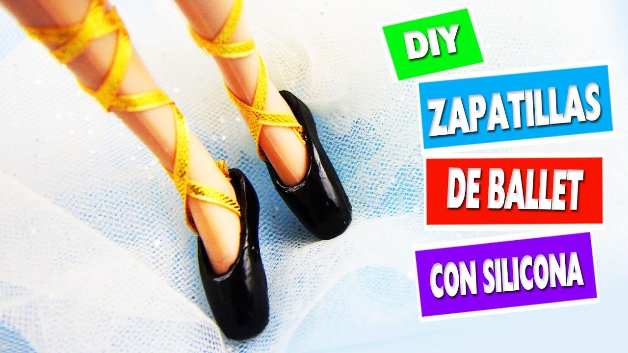 Zapatillas De Muñecas Para Ballet Diy rdWexoCB