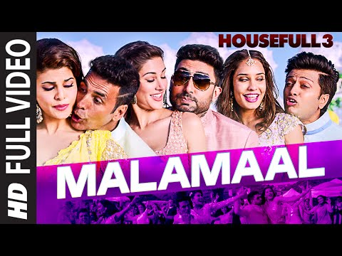 MALAMAAL LYRICS - Housefull 3 | Mika Singh, Miss Pooja