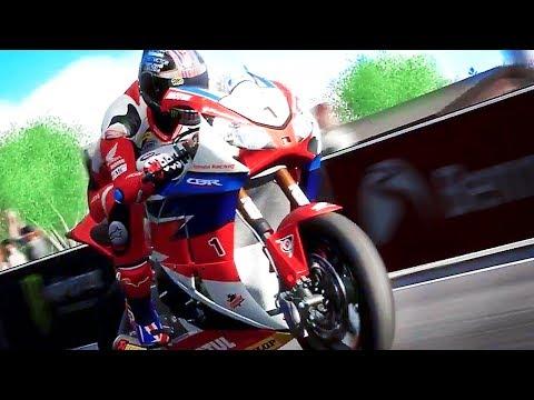 TT ISLE OF MAN Trailer (2018) PS4 / Xbox One / PC