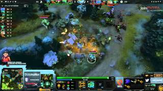 DD vs UG Game 1   Dota 2 Champions League @TobiWanDOTA