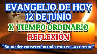 LECTURAS DEL DIA DE HOY SABADO 12 DE JUNIO DE 2021 | EVANGELIO DE HOY SABADO 12 DE JUNIO DE 2021