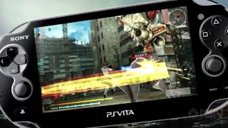 Freedom Wars Announcement Trailer