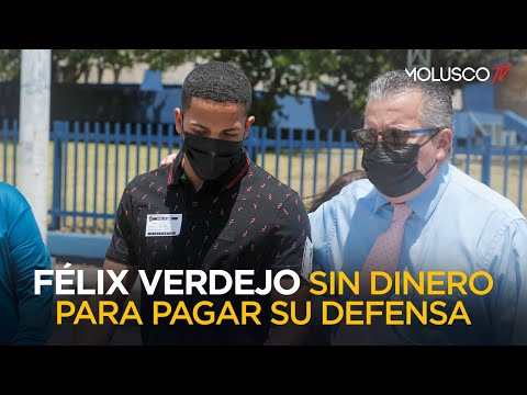 Felix Verdejo no tiene dinero para pagar su defensa y no será acusado estatalmente