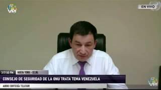 Rusia y EEUU chocan en la ONU por fallida operación contra Maduro